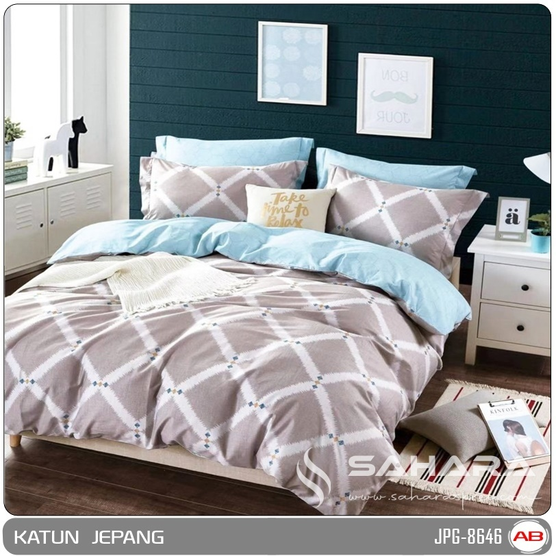 bed cover anak