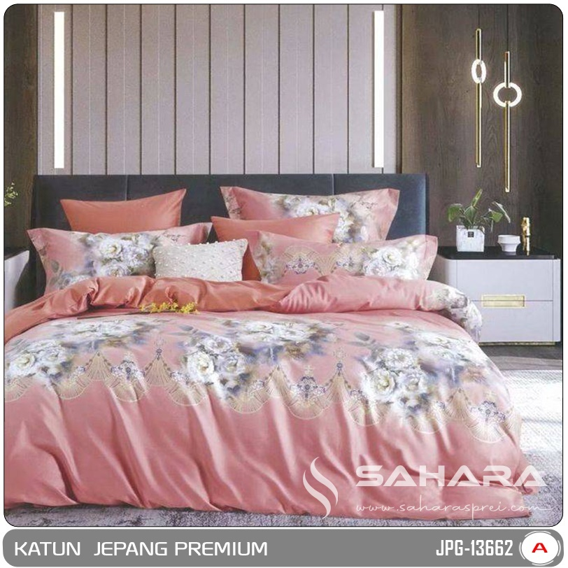 harga bed cover anak