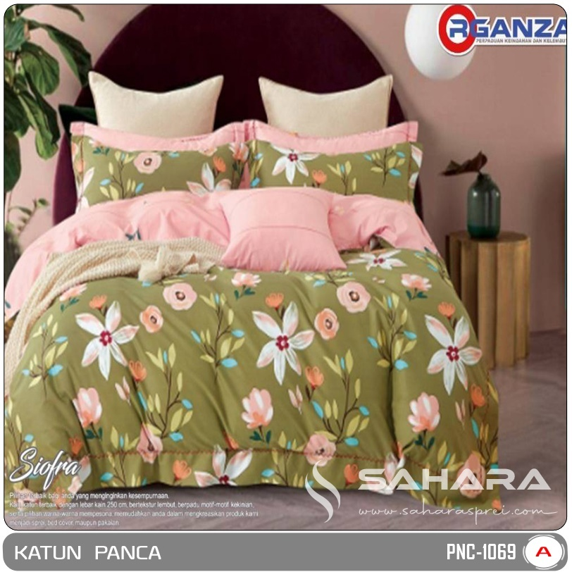 sprei anak my love