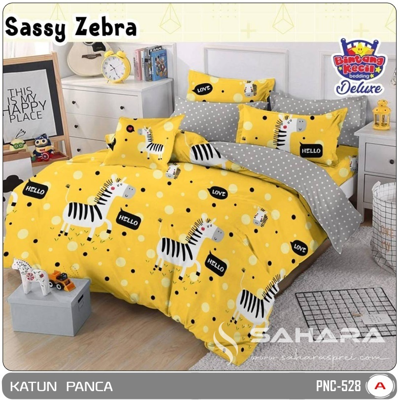 sprei my love anak