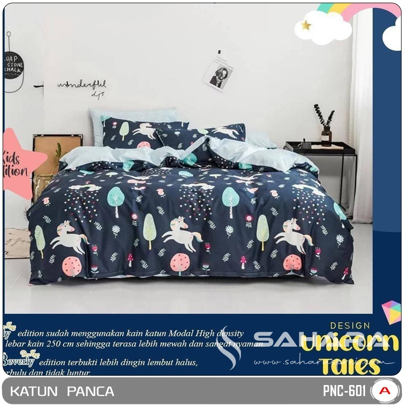 bed cover anak anak