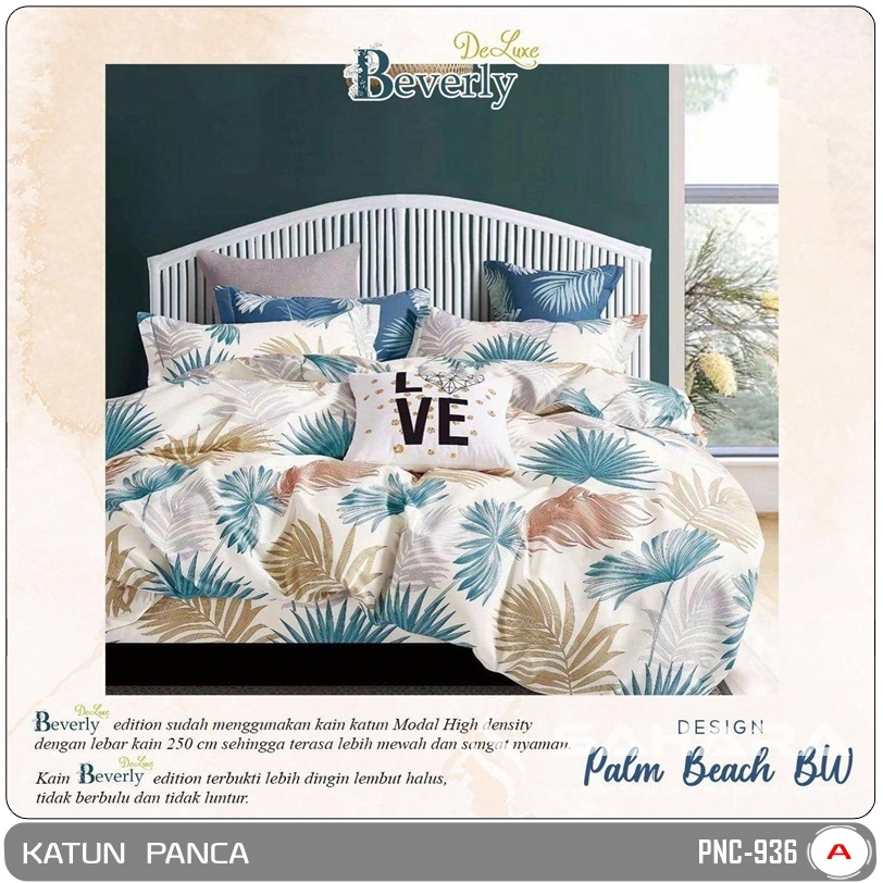 sprei katun jepang motif marsha and the bear